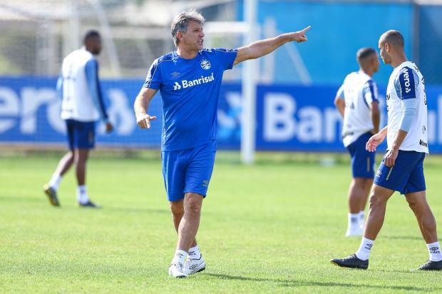 Vitória por um gol de diferença já será um baita negócio Lucas Uebel / Grêmio/Divulgação/Grêmio/Divulgação