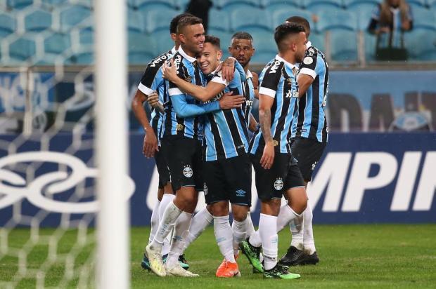 Cacalo: o que mais me chamou atenção na vitória sobre o Vasco Jefferson Botega/Agencia RBS