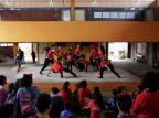 Grupo de dança da Restinga embarca nesta terça para participar de festival em Joinville Mateus Bruxel/Agencia RBS