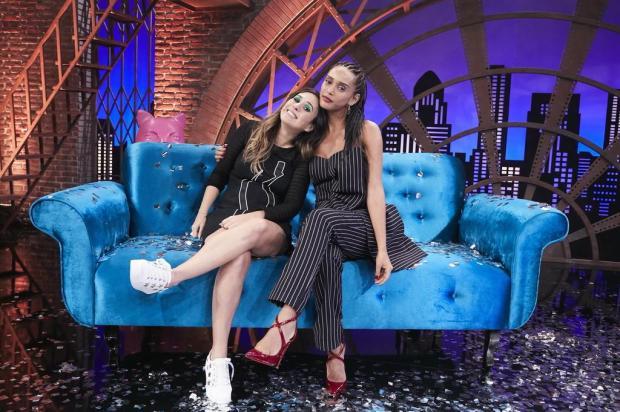 """""""Lady Night"""": grávida, Tatá Werneck comanda nova temporada ainda mais criativa Juliana Coutinho/Globo"""