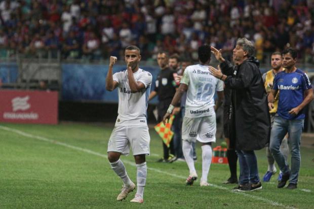 Cacalo: respeitem o Grêmio Tiago Caldas/Fotoarena/Folhapress