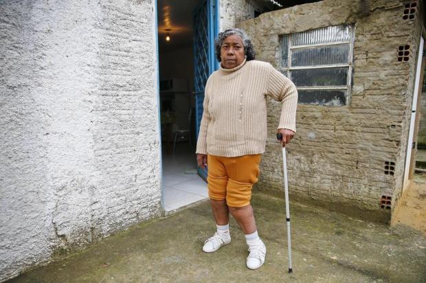 Mais de uma década de espera por cirurgia agrava condição de idosa de Alvorada Félix Zucco/Agencia RBS