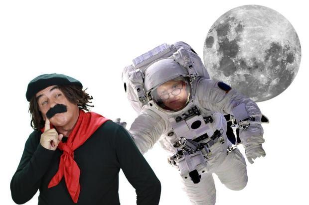 """Guri de Uruguaiana diz que Licurgo deveria ser astronauta: """"Vive no mundo da Lua"""" Fabrício Eckhard/Divulgação"""