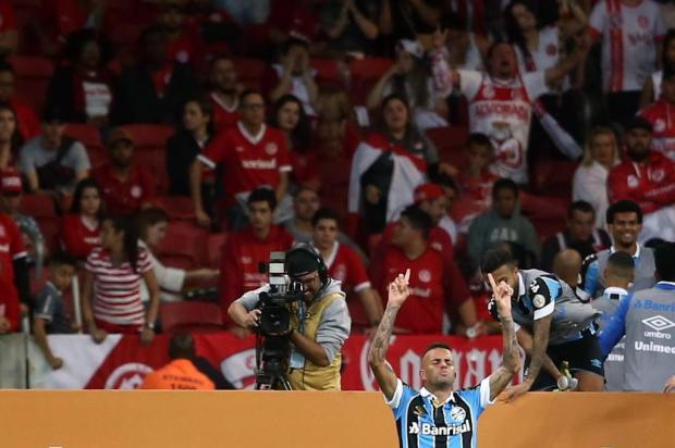 Cacalo: acredito em gol de Luan contra o Athletico-PR Jefferson Botega/Agencia RBS