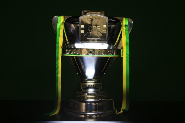 Lelê Bortholacci: sorteio da Copa do Brasil foi bom para o Inter Lucas Figueiredo / CBF, Divulgação/CBF, Divulgação