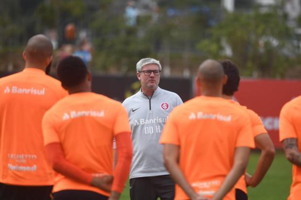 Luciano Périco: o time de Odair Hellmann terá de se impor com o Beira-Rio rugindo como um leão faminto Ricardo Duarte / Sport Club Internacional/Sport Club Internacional