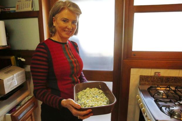 Receita da Denise: aprenda a fazer o peixe grelhado com espinafre e gorgonzola Robinson Estrásulas/Agencia RBS