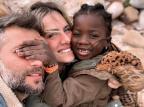 Giovanna Ewbank e Bruno Gagliasso adotam menino em Malawi Reprodução / Instagram/Instagram
