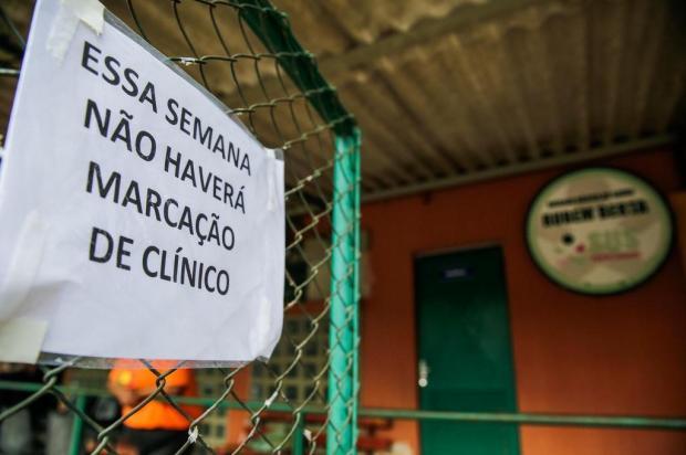 Ministério Público investiga falta de profissionais na saúde pública da Capital Omar Freitas/Agencia RBS