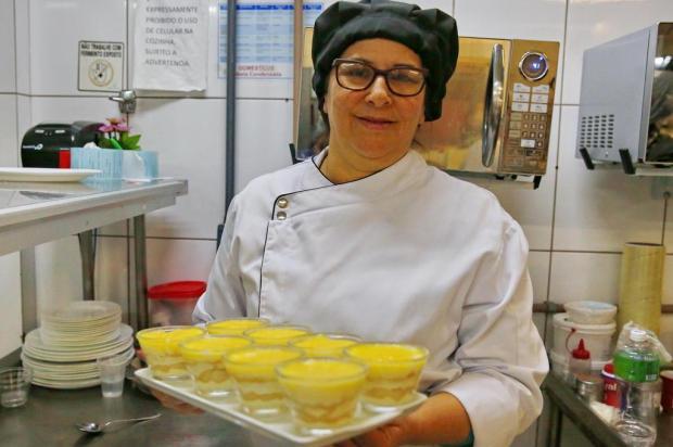 Sobremesa da Rose: aprenda a fazer Natas do Céu Robinson Estrásulas/Agencia RBS