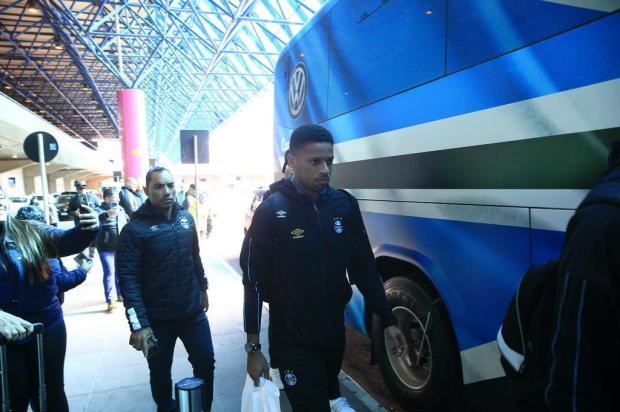 Luciano Périco: André está fora de sintonia no time do Grêmio André Ávila/Agencia RBS
