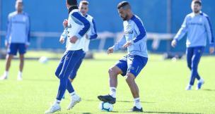 Cacalo: penso que é uma boa ideia o Grêmio escalar a equipe principal contra a Chapecoense Lucas Uebel/Grêmio,divulgação