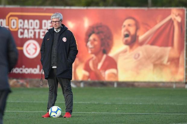 Luciano Périco: É a hora do grande salto de Odair Hellmann no Inter Ricardo Duarte/Inter/Divulgação