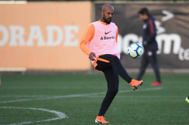 Luciano Périco: jogo contra o Fortaleza é um teste para ver se Bruno Silva dá conta do recado Ricardo Duarte/Inter/Divulgação