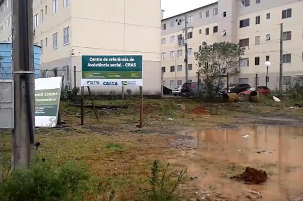 Construções de creche e Cras ficam na promessa no bairro Niterói, em Canoas Arquivo pessoal/Arquivo Pessoal