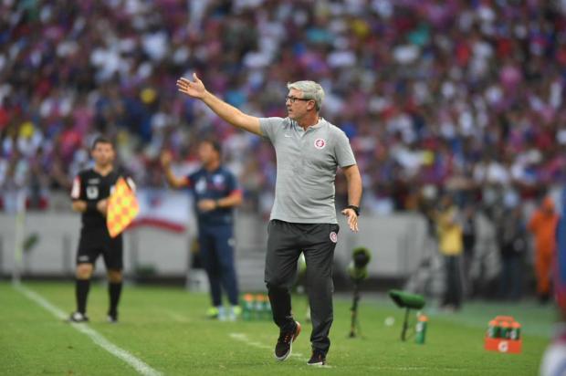 Guerrinha: fazer pressão é o caminho para o Inter fechar a noite com taça Ricardo Duarte/