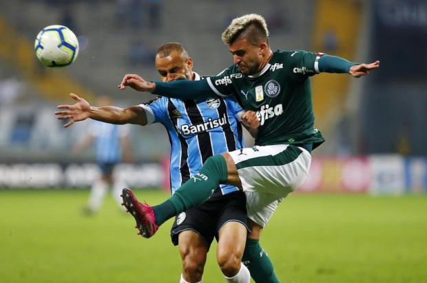 Gustavo Manhago: é bom que o Palmeiras ataque para sobrar espaços ao Grêmio Mateus Bruxel/Agencia RBS