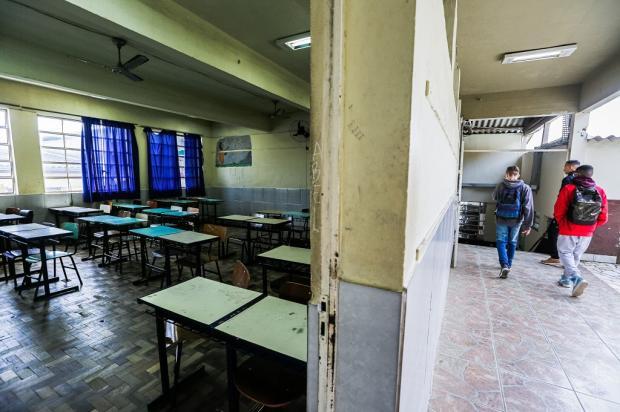 Escola estadual de Viamão está há três meses sem professor Omar Freitas / Agência RBS/Agência RBS