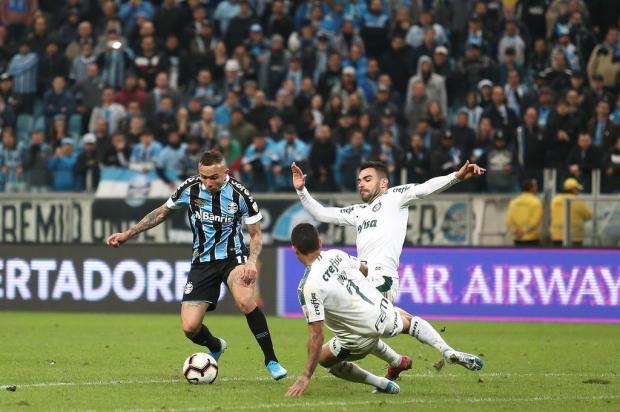 Cacalo: o Grêmio enfrentou um adversário que jogou como time minúsculo Jefferson Botega/Agencia RBS