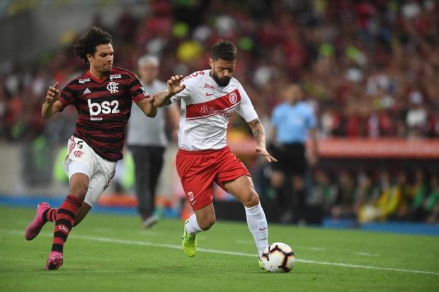 Lelê Bortholacci: o Inter terá de ser mais do que heroico se quiser seguir na Libertadores Ricardo Duarte/Divulgação / Internacional