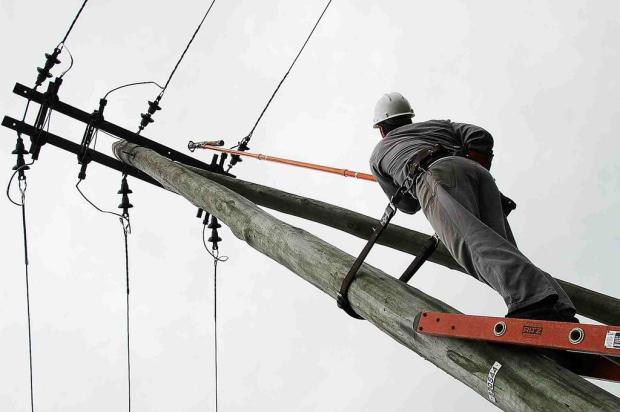 Caxias do Sul: curso gratuito para formação de eletricistas Eduardo Beleske/Agencia RBS