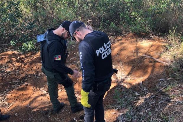 Cemitério clandestino em Porto Alegre tem cem corpos, diz MP Fábio Almeida/RBSTV