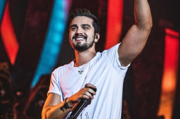 Luan Santana fará live na Globo em homenagem ao Dia dos Namorados Bruno Fiovaranti/Divulgação
