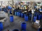 Falta de verbas afeta triagem e pode prejudicar reciclagem de lixo em Porto Alegre Ronaldo Bernardi/Agencia RBS