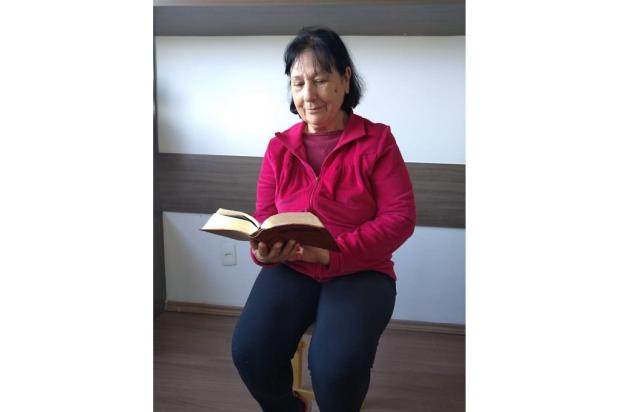 Após um ano e meio de espera por cirurgia, Helena recupera a visão LeitorDG / Arquivo Pessoal/Arquivo Pessoal