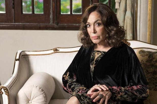 Não há cura para a leucemia que tenho, diz Susana Vieira Raquel Cunha/TV Globo,Divulgação