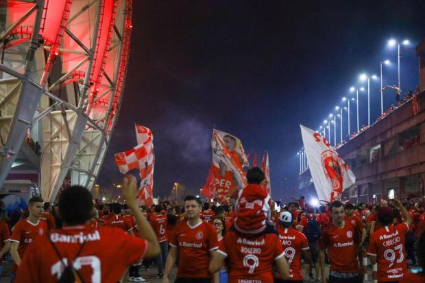Lelê Bortholacci: se o Inter entrar para empatar, vai se aproximar da derrota Isadora Neumann/Agencia RBS