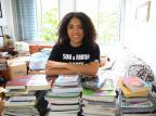 Pedagoga receberá homenagem por idealizar biblioteca no condomínio Princesa Isabel Tadeu Vilani/Agencia RBS