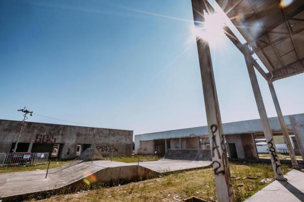 Parada desde 2015, obra de centro de lazer conquista R$ 1,3 milhão para conclusão Omar Freitas/Agencia RBS