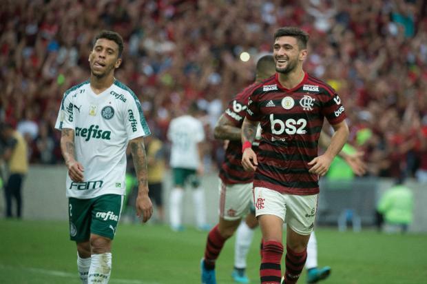 Luciano Périco: crise total nas finanças dos clubes brasileiros Alexandre Vidal / Flamengo / Divulgação /Flamengo / Divulgação