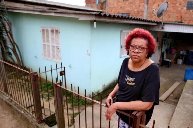 Reintegração de posse afeta área com 56 casas na Bom Jesus Fernando Gomes/Agencia RBS