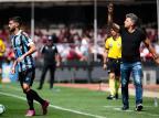 Cacalo: Grêmio não pode jogar com o regulamento debaixo do braço contra o Athletico-PR Leo Pinheiro / Grêmio/Divulgação/Grêmio/Divulgação