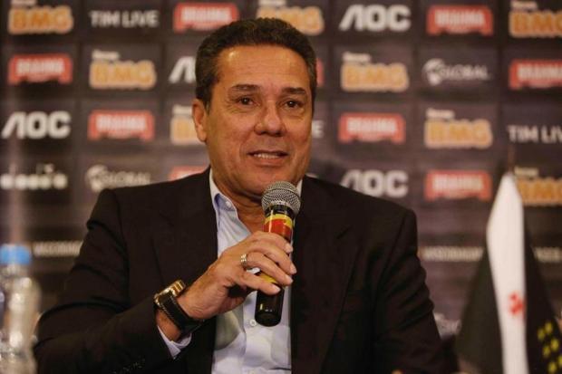 Guerrinha: opção para substituir Odair no Inter, Luxemburgo ainda dá caldo Rafael Ribeiro/Vasco/Divulgação