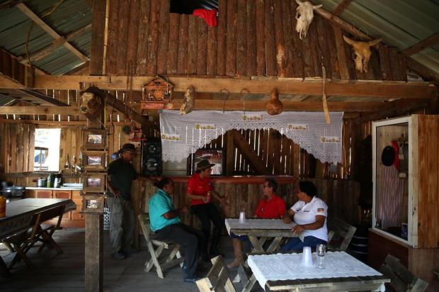 Acampamento Farroupilha recebe últimos ajustes antes da abertura oficial Jefferson Botega/Agencia RBS