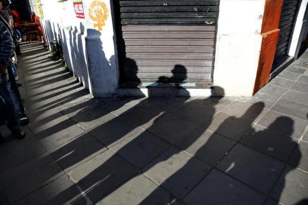 Pandemia derruba renda e dificulta a procura por emprego no RS André Ávila/Agencia RBS