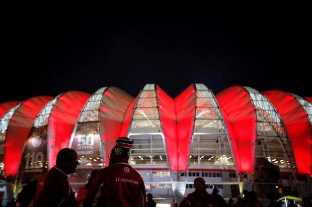 Lelê Bortholacci: a Copa do Brasil é o único grande campeonato em que se pode jogar a decisão em casa Mateus Bruxel/Agência RBS