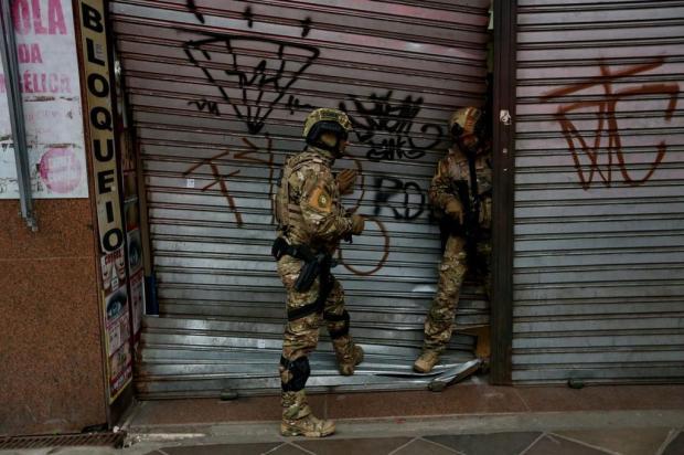 Facção volta a extorquir comerciantes do centro de Porto Alegre e alega prejuízo após operação policial Jefferson Botega/Agencia RBS
