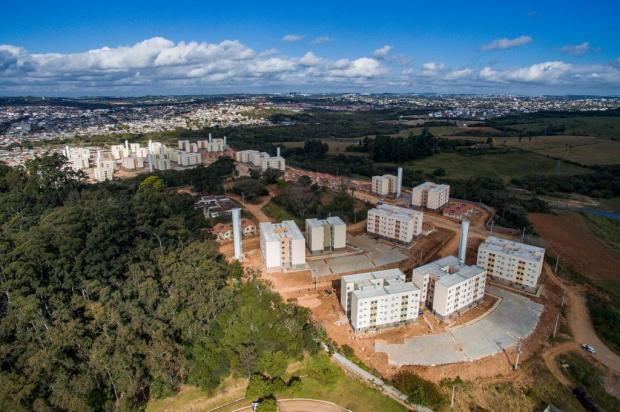 Na segunda fase de mudanças da Vila Nazaré, 480 famílias irão para condomínio no Rubem Berta Omar Freitas/Agencia RBS