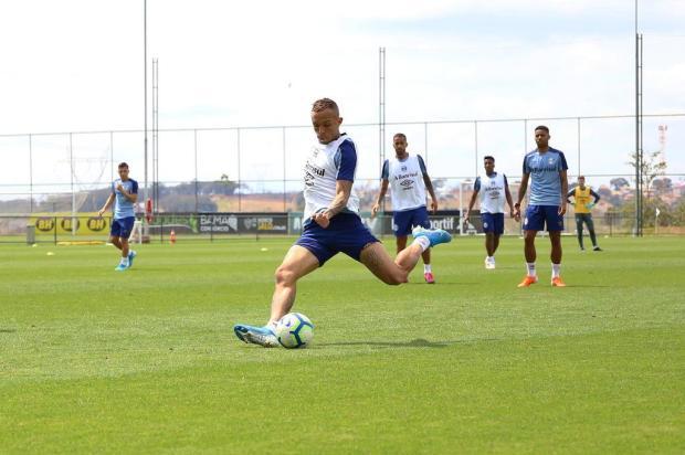 Luciano Périco: Brasileirão servirá de laboratório para o Grêmio Rodrigo Fatturi/Grêmio,Divulgação