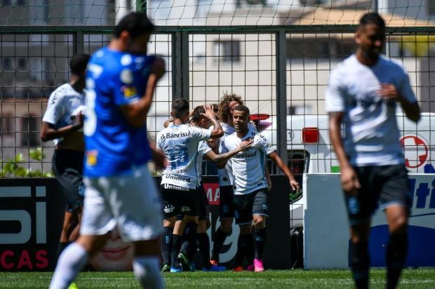 Cacalo: venceremos e o Cruzeiro vai para a Série B Gledston Tavares /FramePhoto/Folhapress