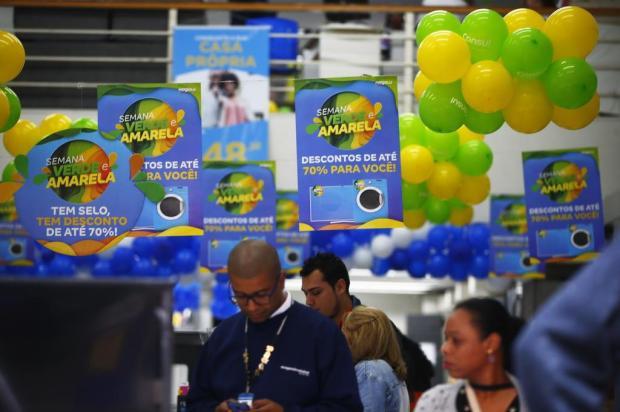 Semana do Brasil quer aquecer as vendas de setembro: confira dicas para aproveitar as promoções Félix Zucco/Agencia RBS