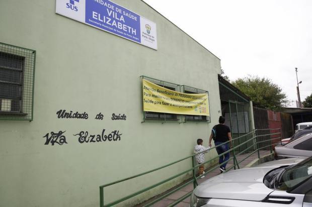 Prefeitura de Porto Alegre estuda unificação de postos de saúde Mateus Bruxel/Agencia RBS