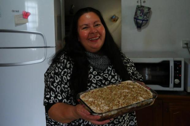 Pavê de pudim com creme de café e nozes da Íde: saiba como fazer esta sobremesa Tadeu Vilani/Agencia RBS