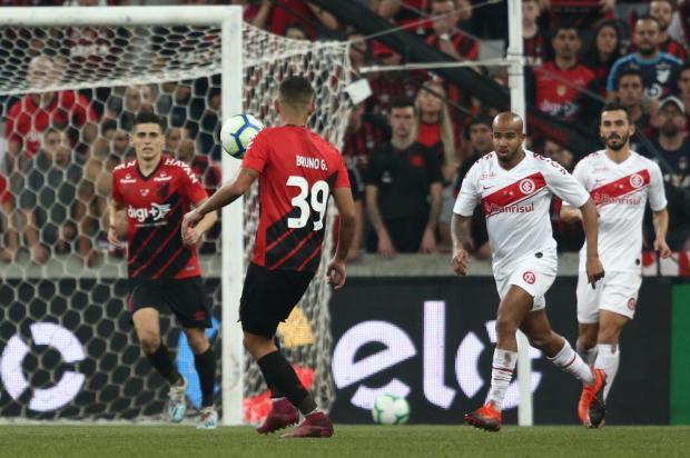 Guerrinha: num Beira-Rio lotado e confiante na reversão, Inter será mais ofensivo Jefferson Botega/Agencia RBS