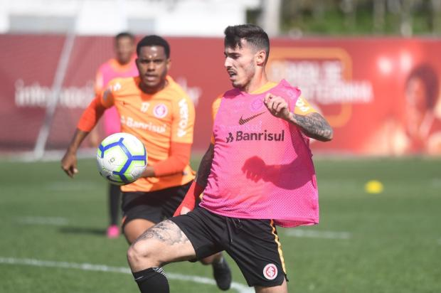 Luciano Périco: jogo contra o Atlético-MG é estorvo para o Inter em meio à decisão Ricardo Duarte / Inter, divulgação/Inter, divulgação
