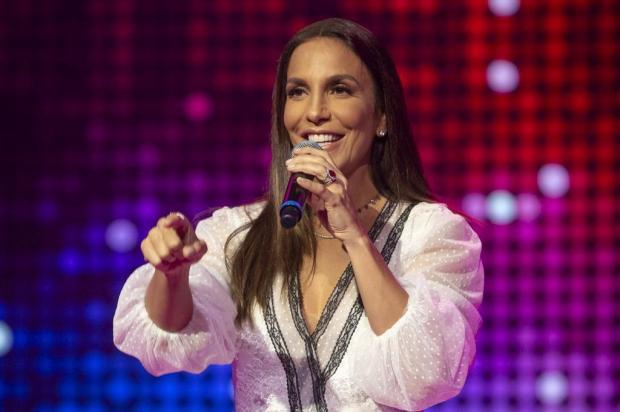 Ivete Sangalo invade show de Marília Mendonça e segurança tenta barrá-la; assista Isabella Pinheiro/Gshow